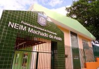 Inaugurada nova unidade do Neim Machado de Assis
