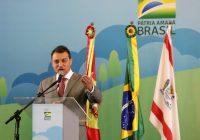 Moisés pede apoio do governo federal para projeto de quase R$ 500 milhões