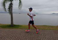 Ultramaratonista vai correr 1.000 km em prol do Hospital Infantil