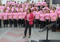 Lançamento da campanha Outubro Rosa da AMUCC