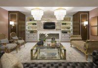 Sofisticação e equilíbrio no 'Living  da Arquiteta'