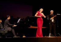 Público aplaude e pede bis no concerto da soprano Mariana Mihai