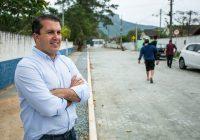 Prefeitura de Palhoça inaugura cinco ruas