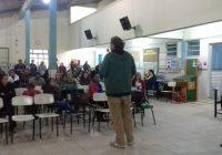 Rodas de conversa sobre saúde mental são realizadas na rede municipal de ensino
