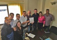 PMF dá ordem de serviço de R$ 1 milhão para reforma de Escola