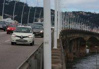 Ponte Colombo Salles terá interdição parcial de pistas à noite para serviços de recuperação