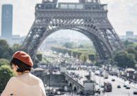 Palestra sobre oportunidades de estudos na França.