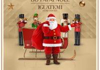 Campanha Sonho de Natal do Iguatemi tem sorteio de carros de luxo e ação solidária