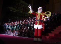 Festa de Natal reúne milhares de pessoas no Largo da Catedral