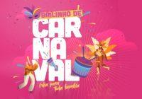 Bailinho de Carnaval no Floripa Shopping