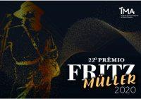 Inscrições para o 22º Prêmio Fritz Müller