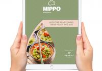 E-books com receitas estão disponíveis para download gratuito