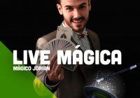 Floripa Shopping promove Live com show de ilusionismo