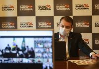 Governador participa de reunião com o presidente Jair Bolsonaro sobre auxílio a estados e municípios