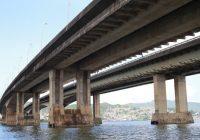Passarela da ponte Pedro Ivo Campos será interditada para continuidade da obra de manutenção