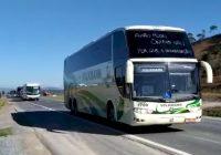 Setor de transporte pede retomada de viagens interestaduais