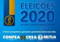 Sistema CREA-SC remarca eleições para 1º de outubro