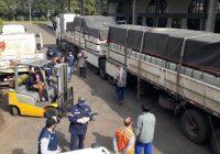 Entrega de itens de ajuda humanitária aos municípios é prioridade