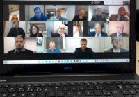 Adjori/SC participa de reunião com o TRE-SC