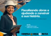 Sistema CREA-SC lança campanha para reforçar importância da fiscalização