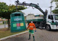 PMF mais que dobra rede de (PEVs) de Vidro durante pandemia