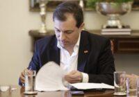 Quatro novas lei são sancionadas pelo governador Carlos Moisés