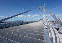 Em período de teste, horário de tráfego de veículos de passeio na Ponte Hercílio Luz é alterado