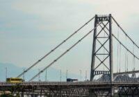 Governo do Estado autoriza tráfego de veículos particulares na Ponte Hercílio Luz
