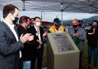 Governo do Estado entrega obra do Travessão do Rio Vermelho, em Florianópolis
