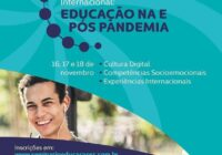 """""""Seminário Internacional: Educação na e pós pandemia"""""""
