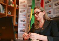 Governadora e Fecam debatem soluções conjuntas para a pandemia e estiagem em Santa Catarina