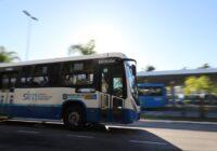 Transporte coletivo de Florianópolis no final de semana será destinado a trabalhadores