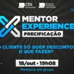 """Mentorias gratuitas na 2ª edição do """"Mentor Experience"""""""